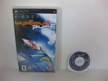 Wipeout Pure - PSP Game